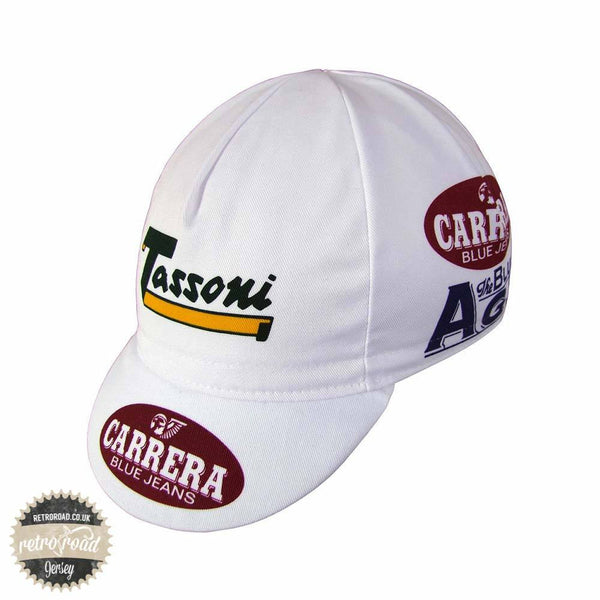 Carrera Cotton Vintage Cap - Retro Road