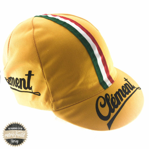 Clements Cotton Vintage Cap - Retro Road  - 1
