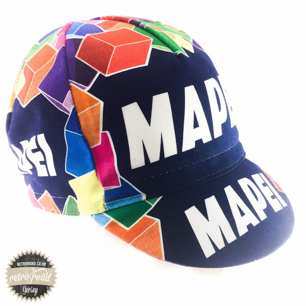 Mapei Cotton Vintage Cap - Retro Road  - 1