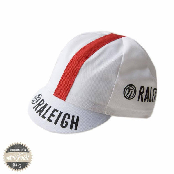 Raleigh Cotton Vintage Cap - Retro Road