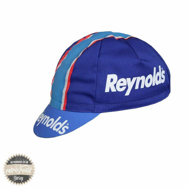 Reynolds Cotton Vintage Cap - Retro Road