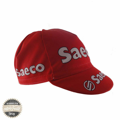 Saeco Cotton Vintage Cap - Retro Road