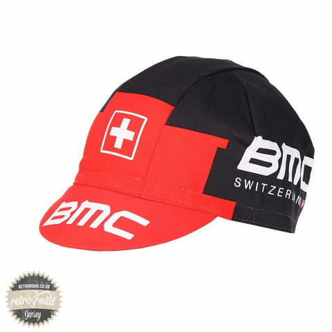 Team BMC Cycling Cap - Retro Road