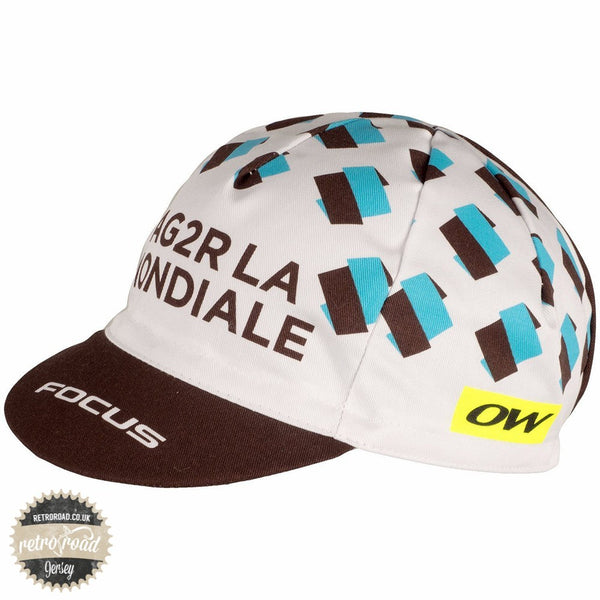 Team AG2R La Mondiale Cycling Cap - Retro Road