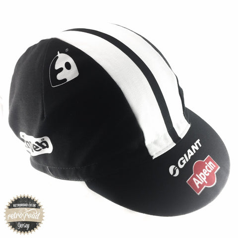 Team Giant Alpecin Cycling Cap - Retro Road