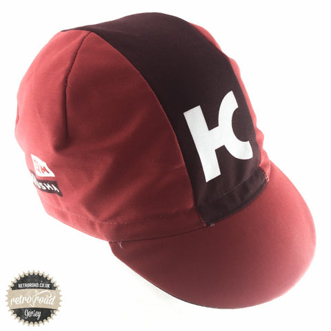 Team Katusha Cycling Cap - Retro Road
