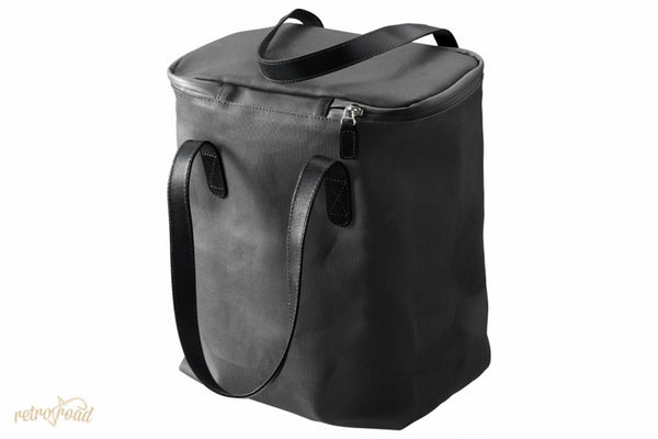 Brooks Camden Tote Bag - Asphalt - Retro Road
