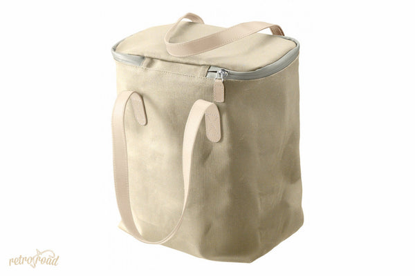 Brooks Camden Tote Bag - Sand - Retro Road