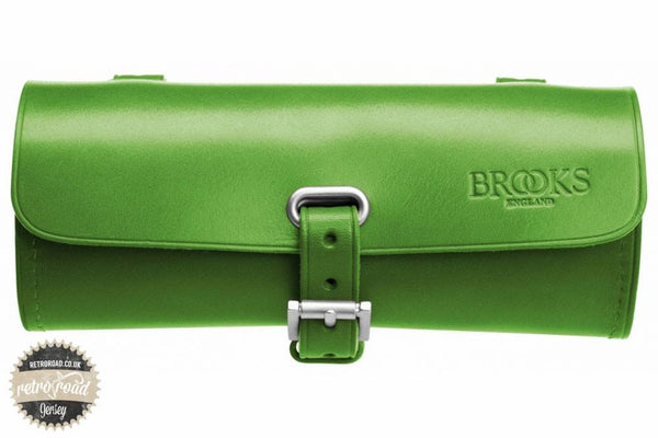 Brooks Challenge Tool Bag - Apple Green - Retro Road