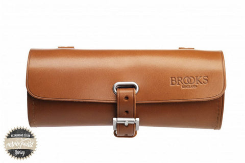 Brooks Challenge Tool Bag - Honey - Retro Road