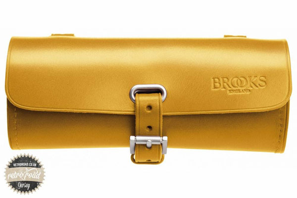 Brooks Challenge Tool Bag - Ochre - Retro Road