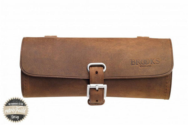 Brooks Challenge Tool Bag - Pre-Aged - Retro Road