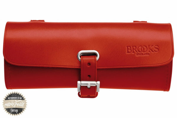 Brooks Challenge Tool Bag - Red - Retro Road