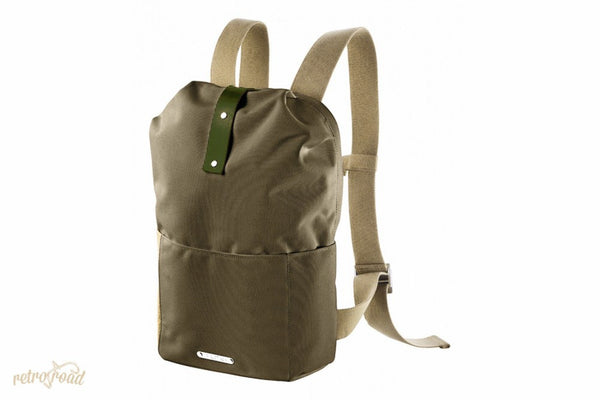 Brooks Dalston Knapsack - Green - Retro Road
