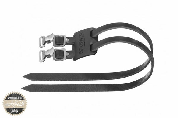 Brooks Toe Straps - Black - Retro Road