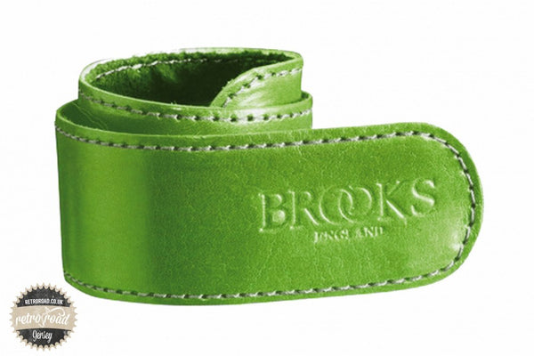 Brooks Trouser Strap - Apple Green - Retro Road