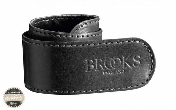 Brooks Trouser Strap - Black - Retro Road