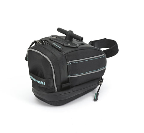 Bianchi Expanding T-Bar Saddle Bag - Retro Road