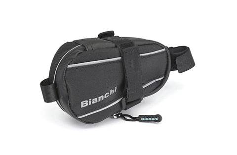 Bianchi Solo 0.4L Saddle Bag - Retro Road