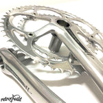 Campagnolo Athena 2010 Ultra Torque 11 Speed 170mm 53/39T Alloy Race Chainset - Retro Road