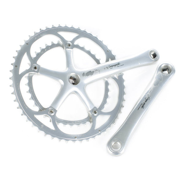 Campagnolo Record Crankset + BB - Retro Road  - 1