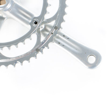 Campagnolo Record Crankset + BB - Retro Road