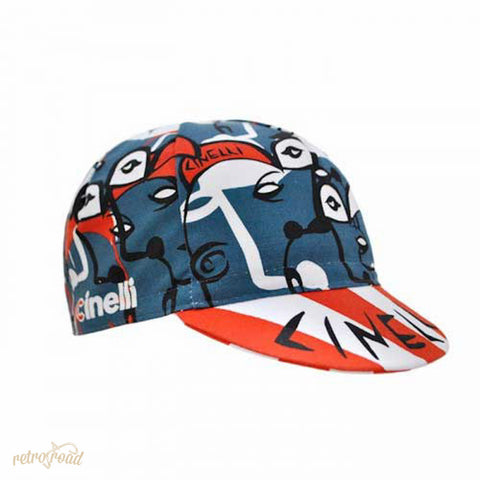 Cinelli 2 Crit Coppa Agostoni Cap - Retro Road