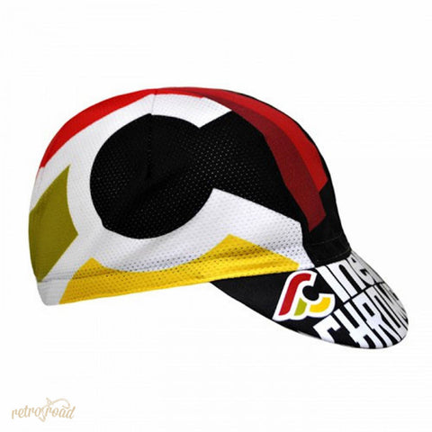 Cinelli - 2017 Team Cinelli Chrome Training Cap - Retro Road