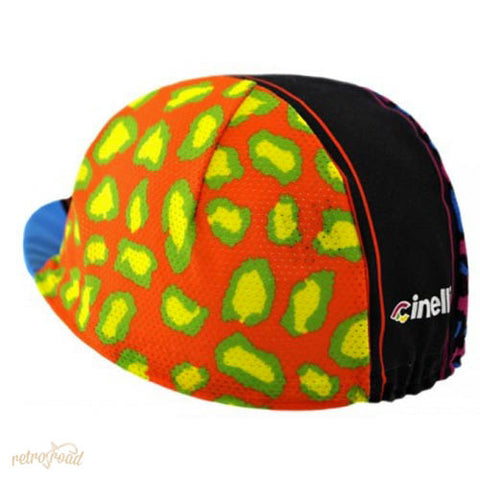 Cinelli Chita Perforated Cap - Retro Road