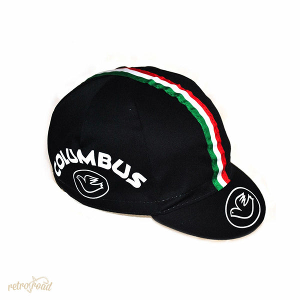 Cinelli Columbus Cotton Cap - Retro Road
