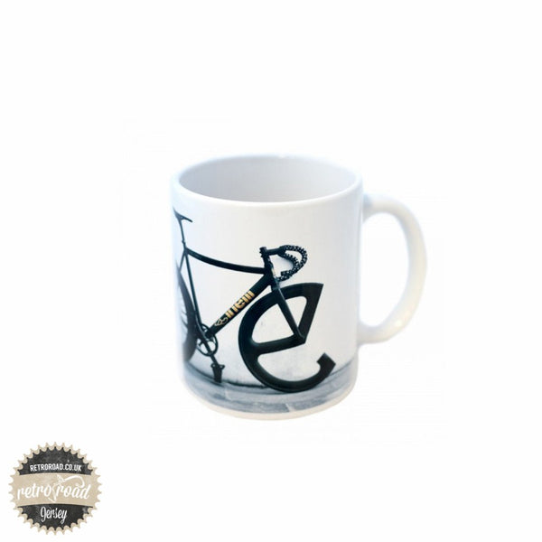 Cinelli LOVE Mug - Retro Road  - 1