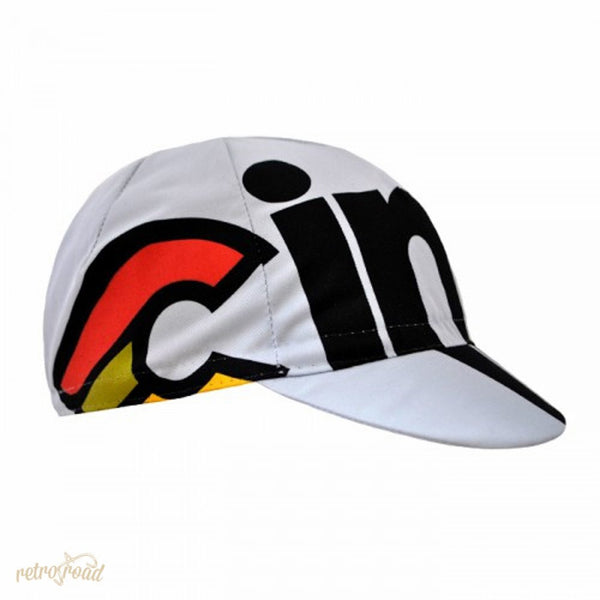 Cinelli Nemo Tig Cap - Grey - Retro Road