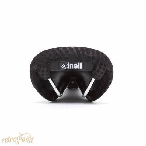 Cinelli Volare Black Saddle - Retro Road