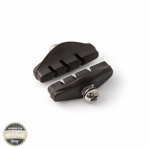 Clarks Brake Blocks One Piece CP250 (pair) - Retro Road