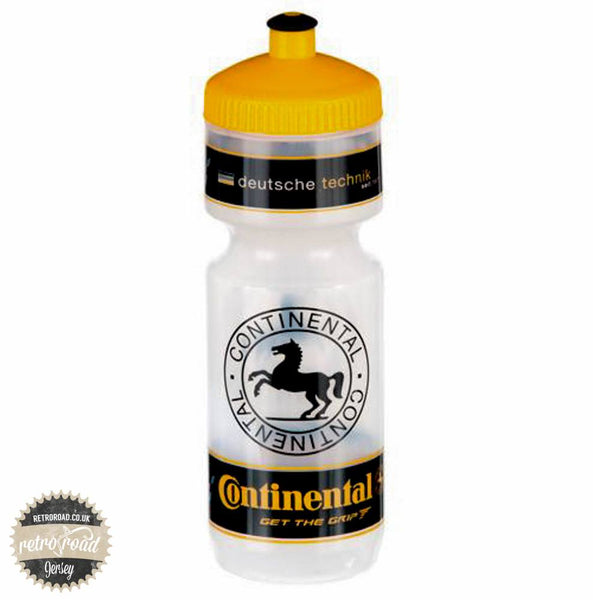 Continental Water Bottle 750ml - Retro Road