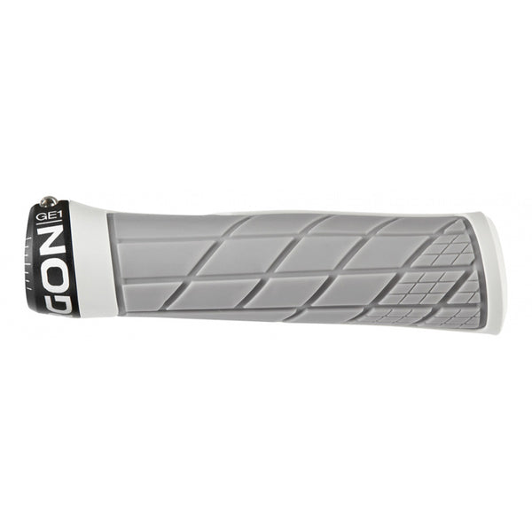 Ergon GE1 Grips - Grey - Retro Road