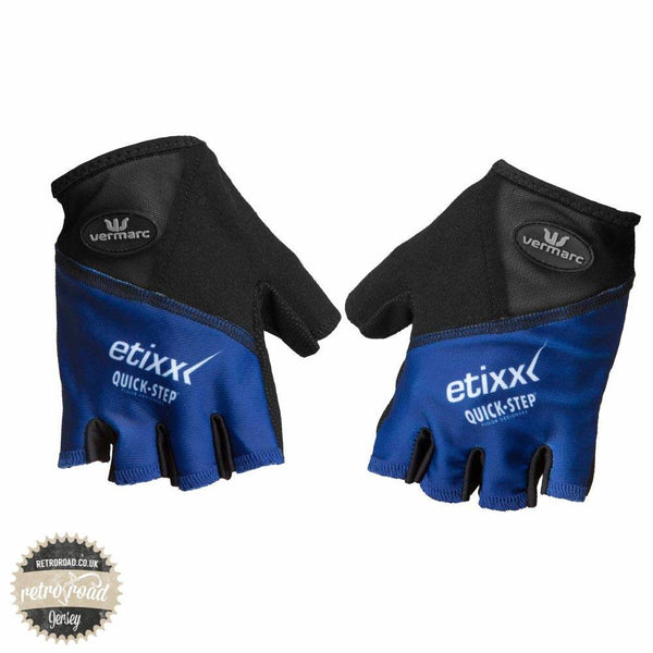 Etixx Quick-Step Mitts - Retro Road