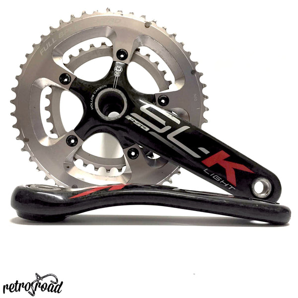 FSA SL-K Light 172,5mm Crankset - Retro Road  - 1