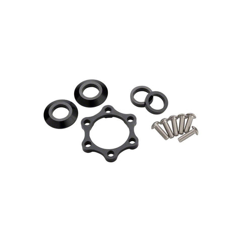 Problem Solvers Booster Front Wheel Adapter Kit 10mm - Retro Road