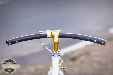 La Corbiere - Custom Single Speed Bike - Retro Road