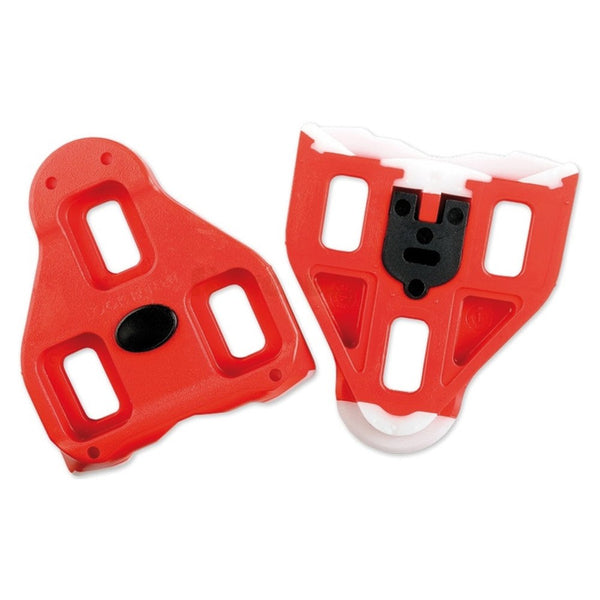 Look Delta Bi-Material Red Cleat w/ 9° Float - Retro Road