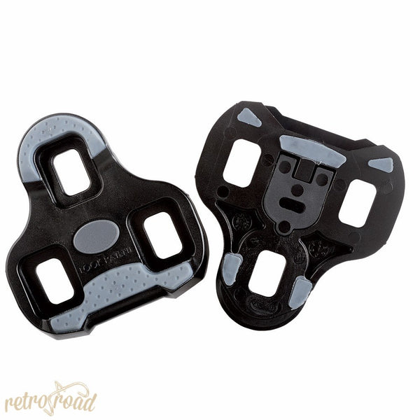 Look Keo Cleat with gripper 0 ⁰ (fixed) Black - Retro Road
