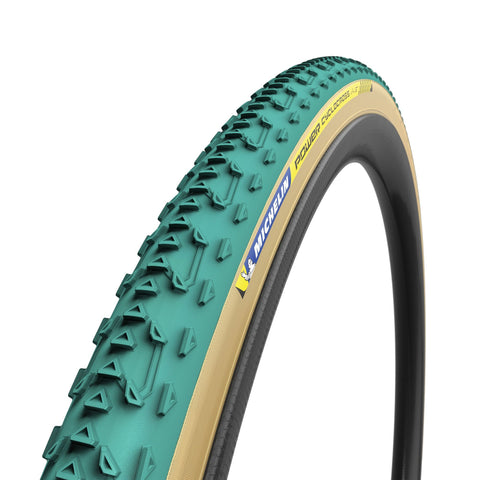 Michelin Power Cyclocross Jet Tubular Tyre - Retro Road