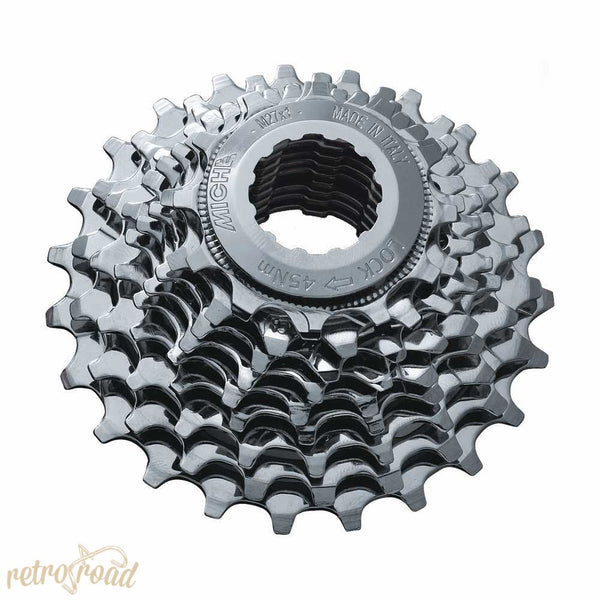 Miche Primato 9 Speed Campagnolo Cassettes 12-23T - Retro Road