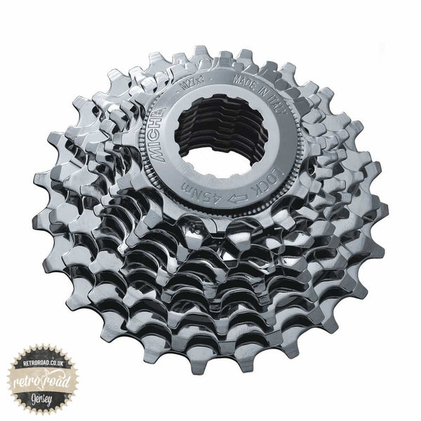 Miche Primato 9 Speed Shimano Cassettes 12-29T - Retro Road