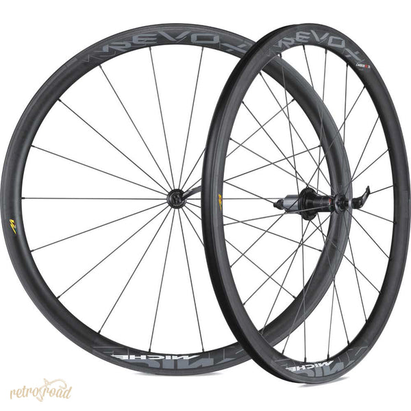 Miche Revox RC 38 Wheels - Retro Road