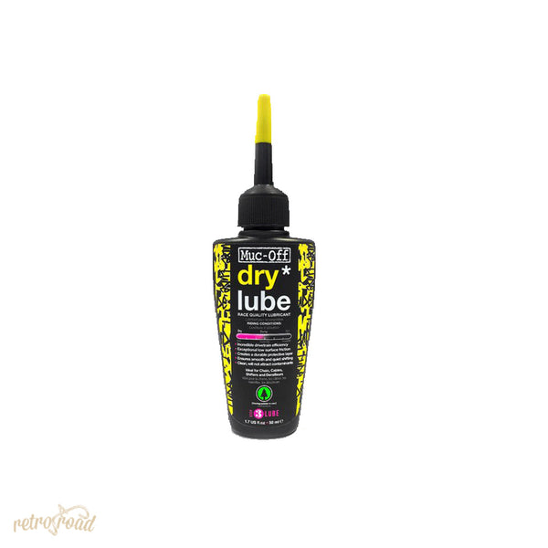 Muc-Off Chain Dry Lube - 50ml - Retro Road