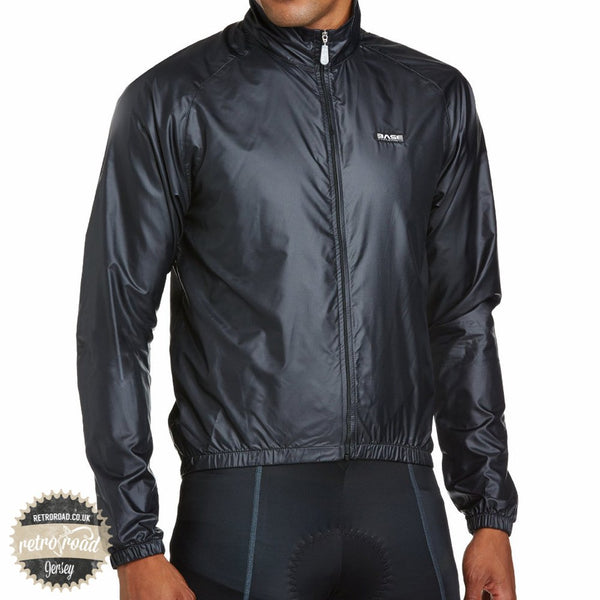Nalini Paraffina Jacket Black - Retro Road  - 1