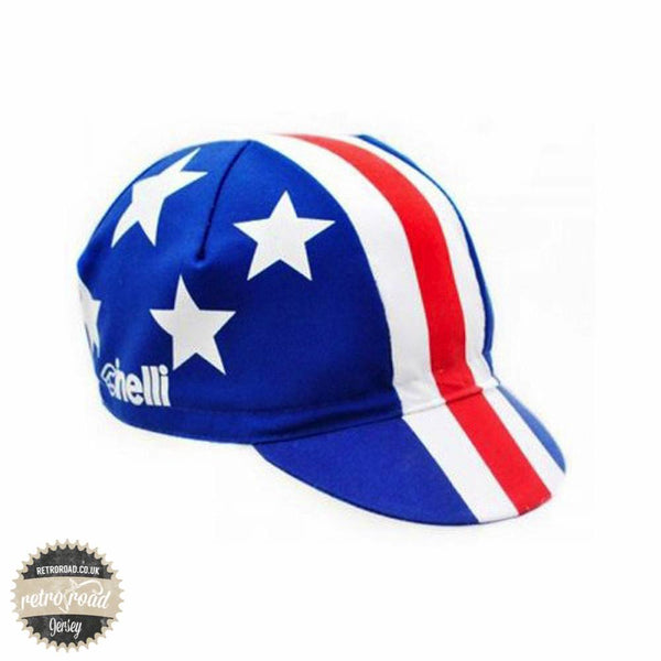 Cinelli Nelson Vails Cotton Cap - Retro Road  - 6