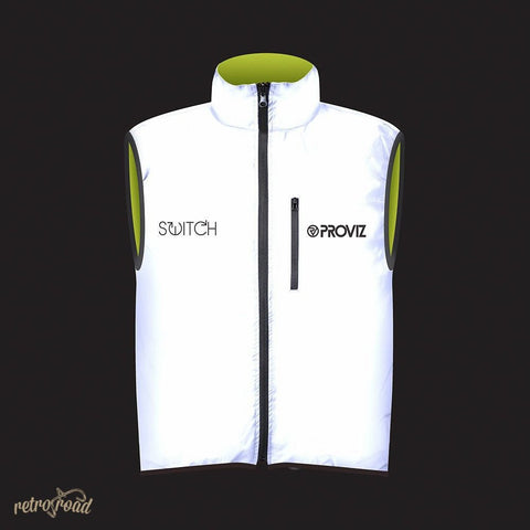 Proviz Switch Gilet Mens - Retro Road